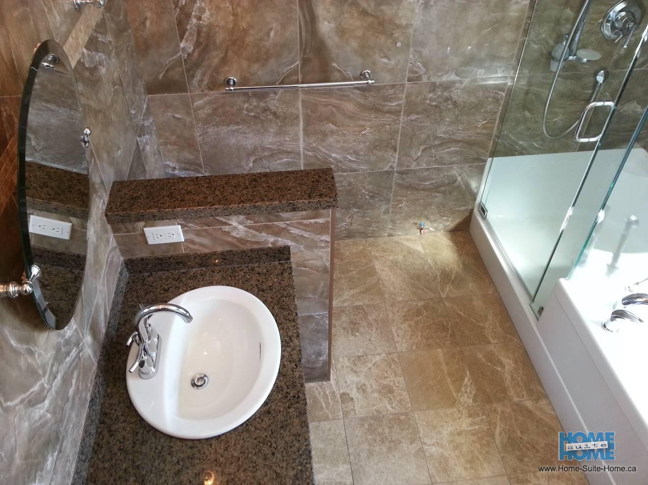 Bathroom renovations vancouver home renovation for Kitchen and bathroom renovations